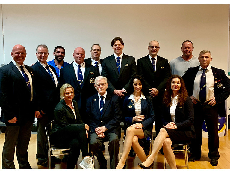 Kapfer elected as President of Austrian Bodybuilding and Fitness Federation