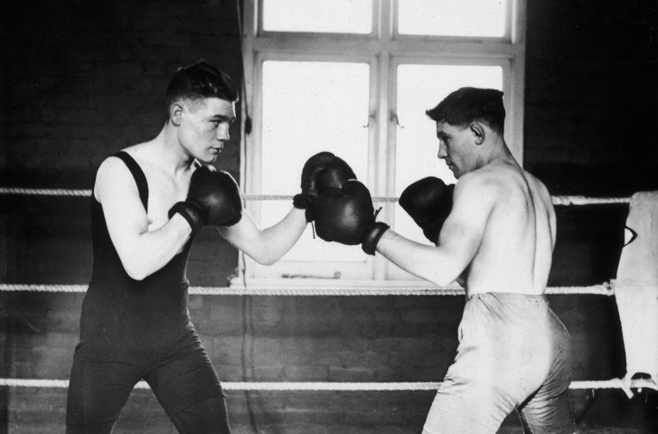 The number of entries to the Olympic Games are limited to one boxer per country per category ©Getty Images
