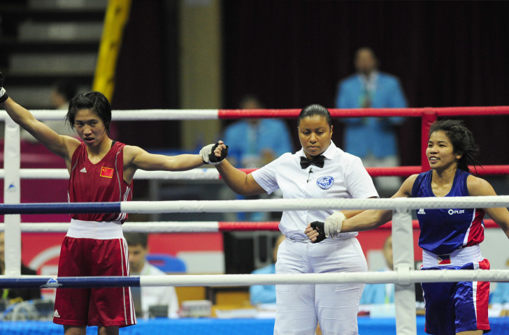 Women's boxing at the Olympic Games is accepted by the IOC ©Getty Images