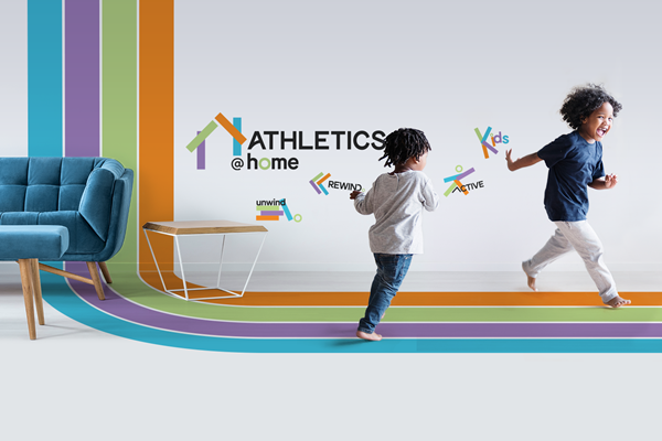 World Athletics has announced the launch of Athletics@Home ©World Athletics