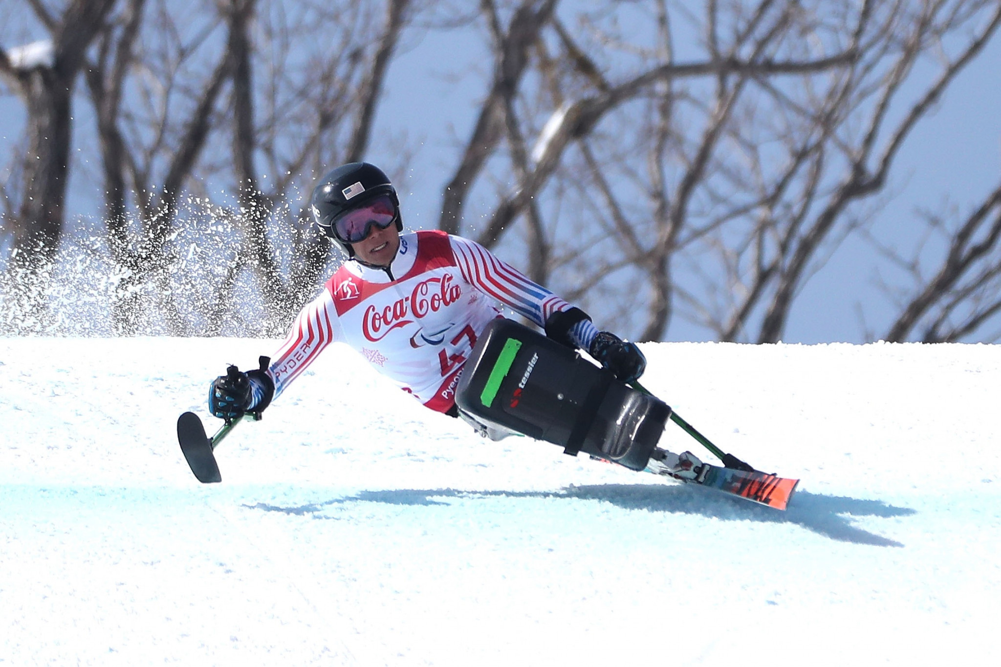 Fishing trip with Paralympic gold medal-winning Alpine skier Kurka up for bidding in online auction