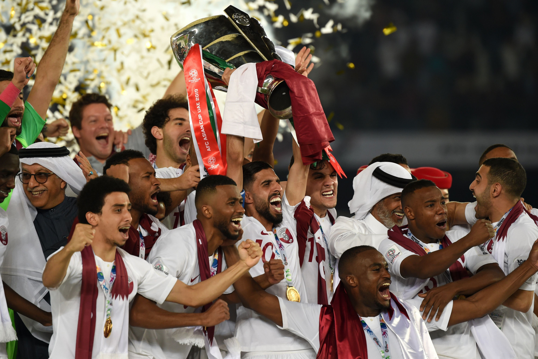 Qatar won the most recent edition of the AFC Asian Cup in 2019 ©Getty Images