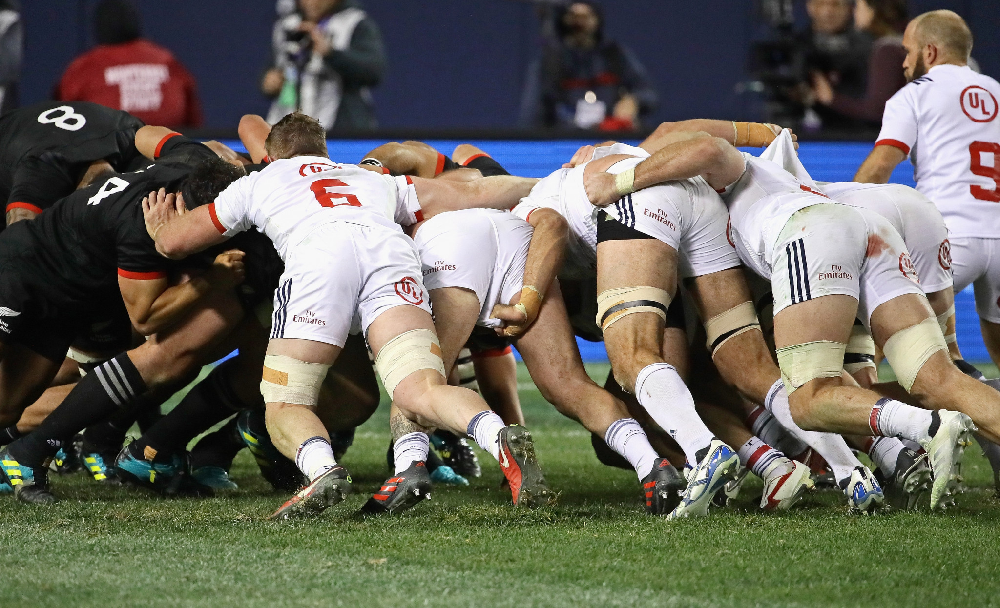 USA Rugby has recently filed for bankruptcy ©Getty Images