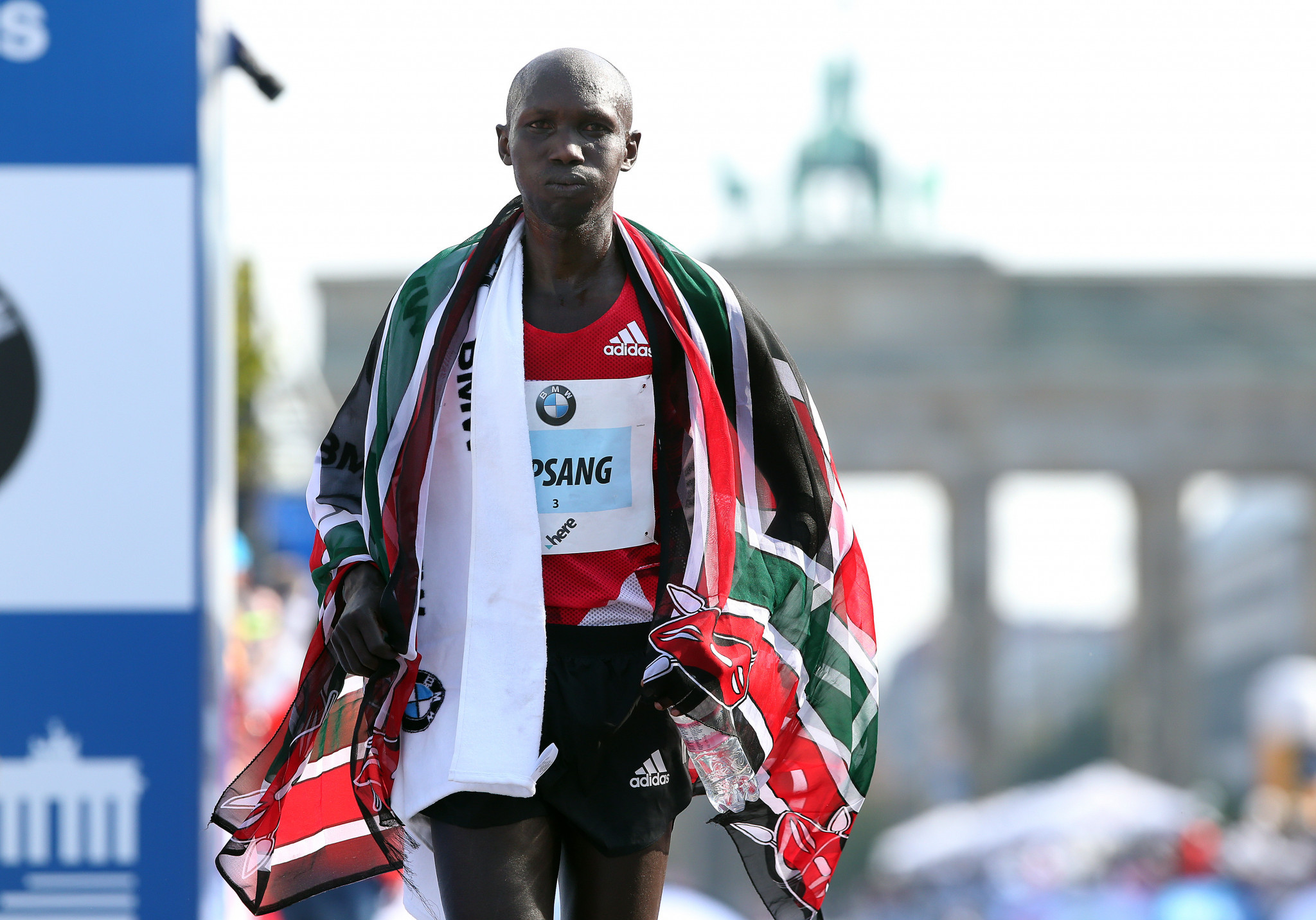 Wilson Kipsang was suspended by the Athletics Integrity Unit in January ©Getty Images