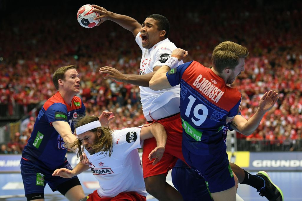 The 2021 Men's Handball World Championship is scheduled to take place in January ©Getty Images