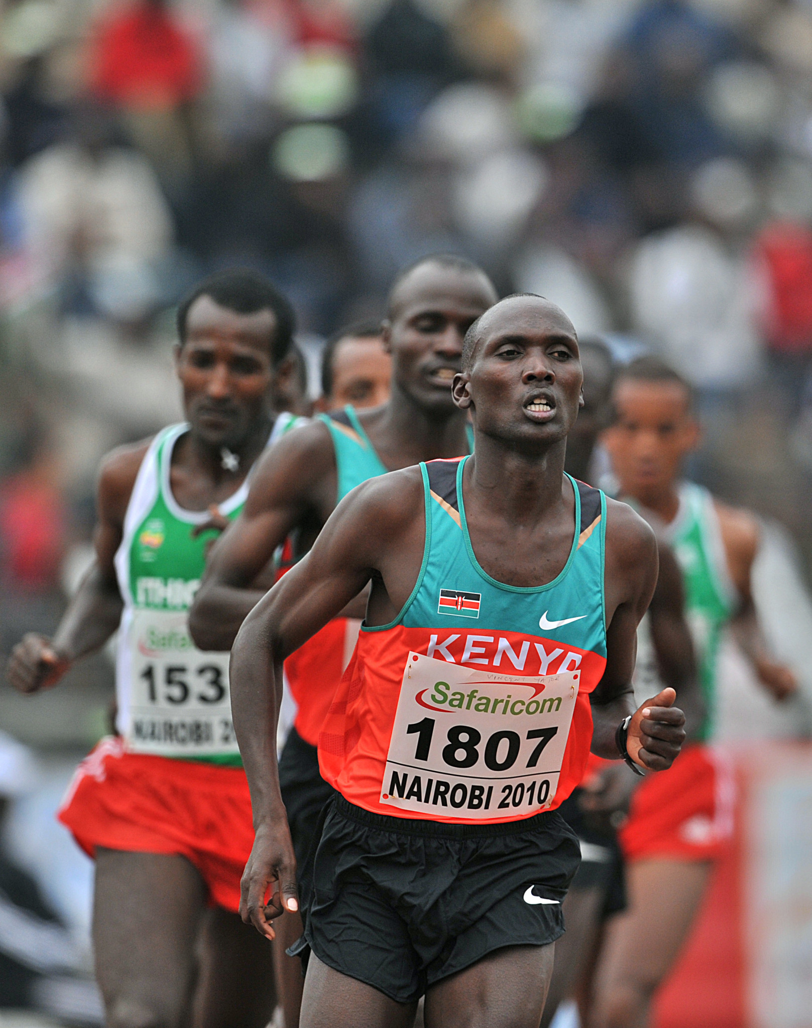Kenya's Vincent Kipsegechi Yator who won silver at the African Championships in 2010 has been handed a four-year-ban ©Getty Images
