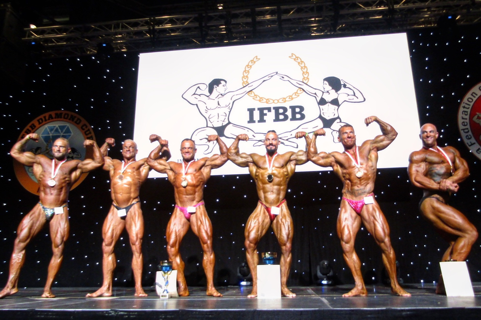 The IFBB Diamond Cup Malta has been rescheduled from April to August 2020 ©IFBB