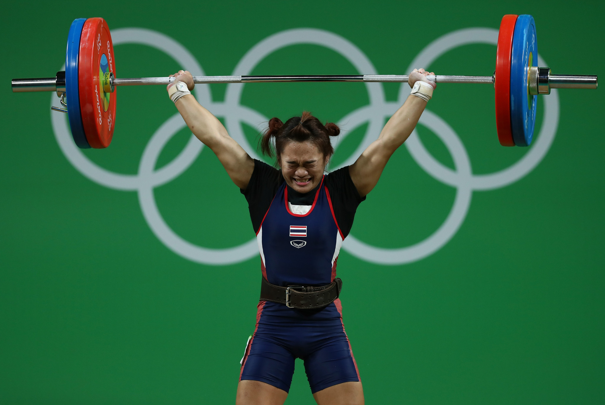 """Thailand appealing """"unfair"""" Olympic weightlifting ban"""
