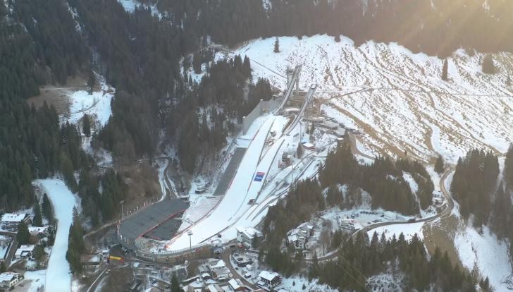 Preparations for 2021 Nordic World Ski Championships on track despite pandemic