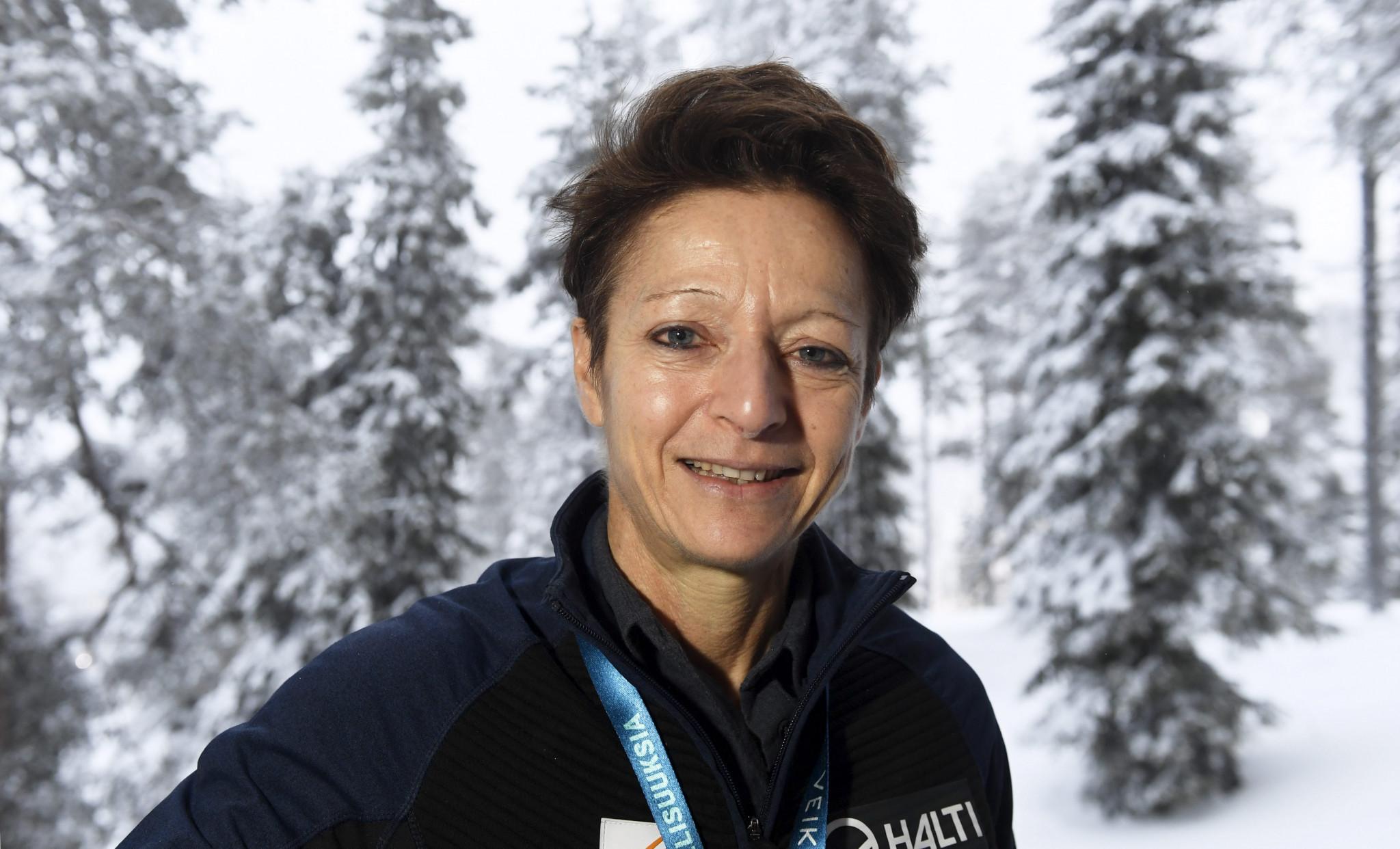 FIS secretary general Sarah Lewis said Oberstdorf 2021 was making