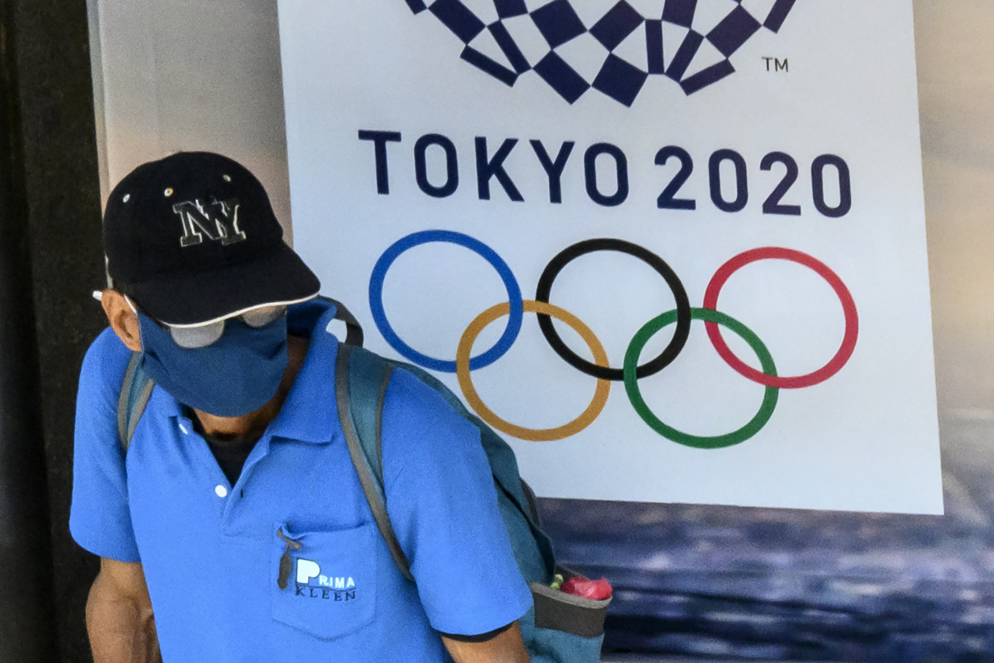 """Tokyo 2020 revealed they are """"purely working"""" on the rescheduled Olympic and Paralympic Games, suggesting there is no alternative plan if the pandemic is still an issue next year ©Getty Images"""