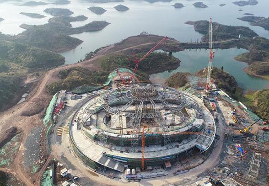 More than 85 per cent of Hangzhou 2022 venues set for completion this year