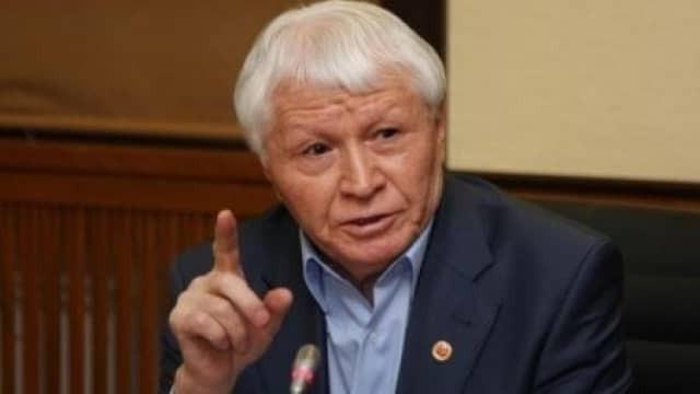 IJF President Vizer leads tributes to Kazakhstan's Beket