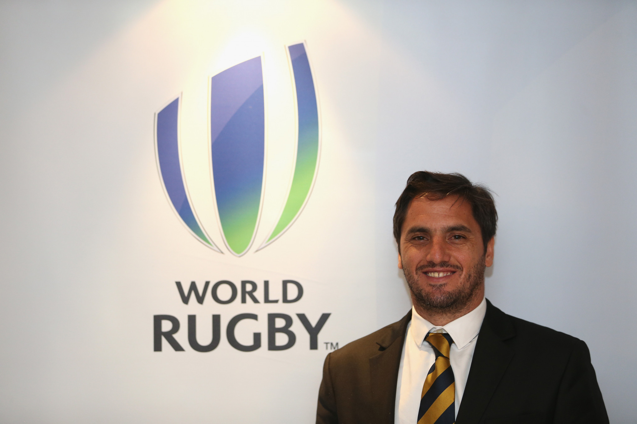 Agustín Pichot, who is running for World Rugby chairman, revealed the Argentina bid for the 2027 Rugby World Cup was withdrawn to support Australia ©Getty Images