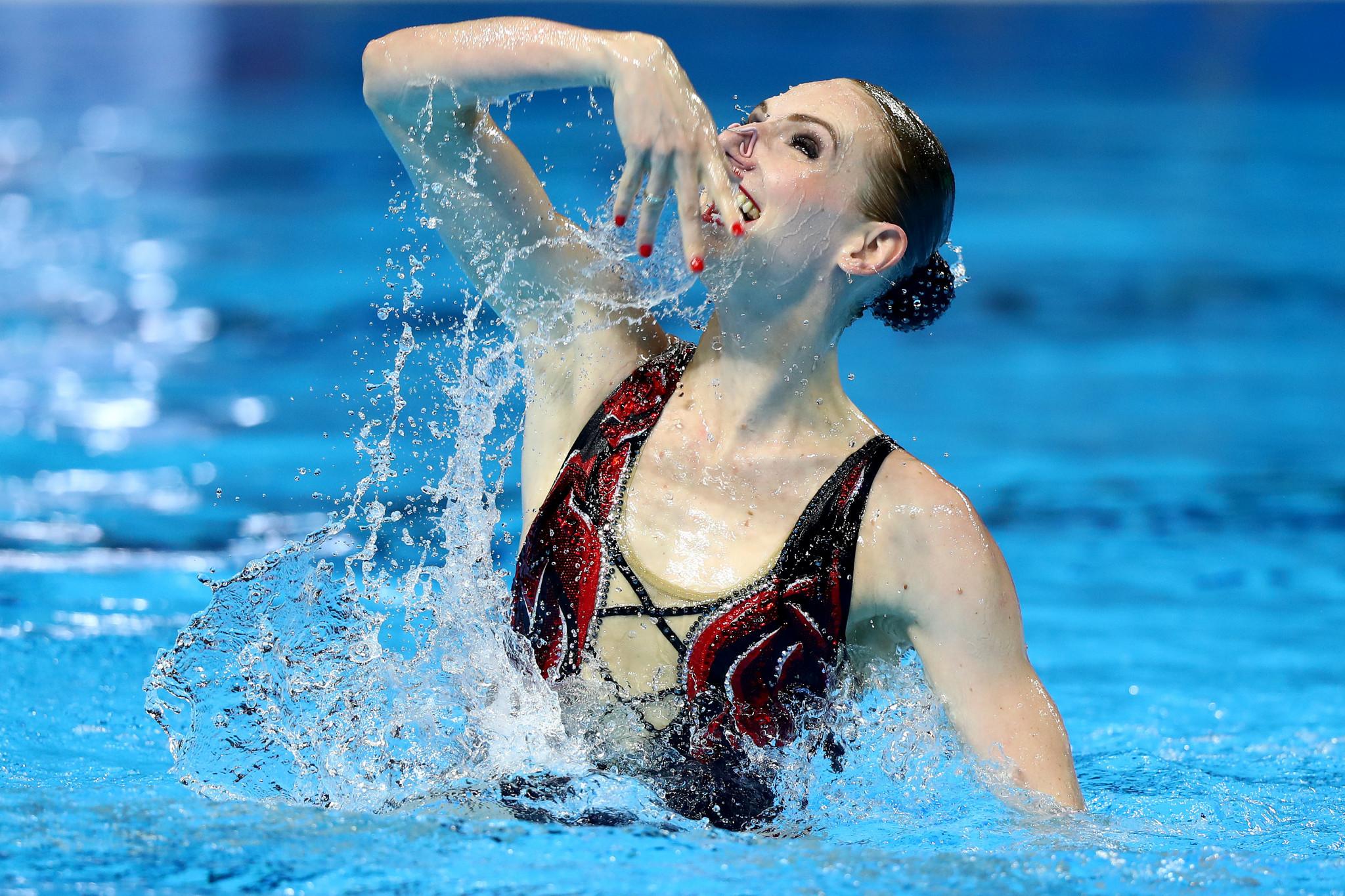 Olympic synchronised swimming champion Romashina hints at retirement before Tokyo 2020