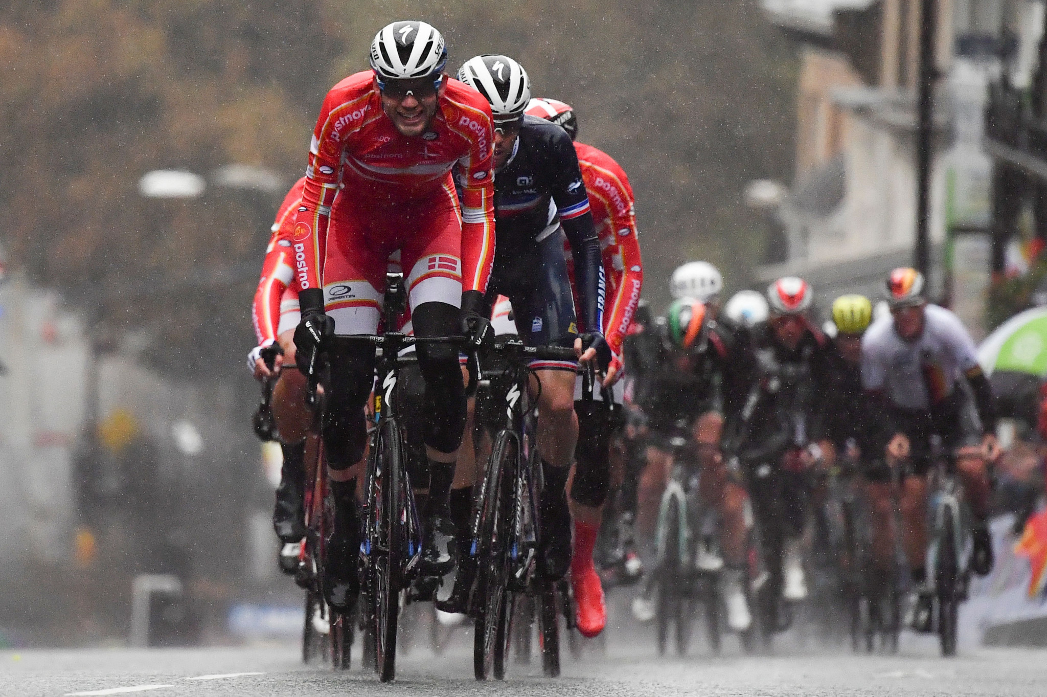 Fund created following UCI Road World Championships raises six-figure sum for COVID-19 crisis