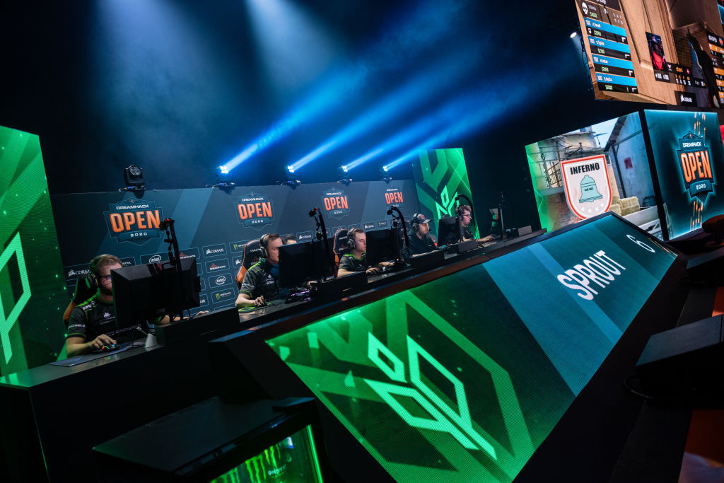 Chester King claims the GEF aims to elevate esports and promote it as a beneficial activity for all ©Getty Images