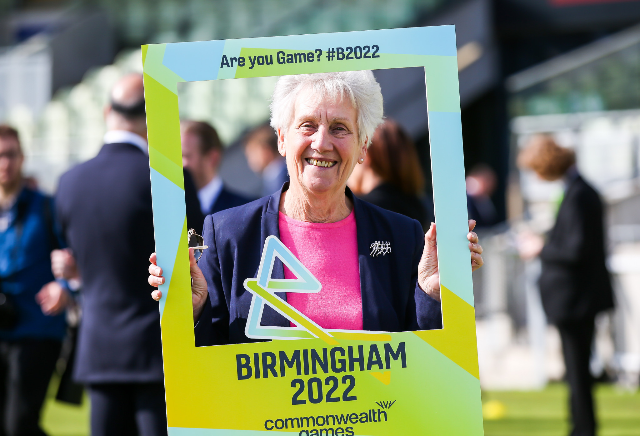 """Dame Louise Martin is """"focused on making the right decision and taking the required amount of time to do so"""" ©Getty Images"""
