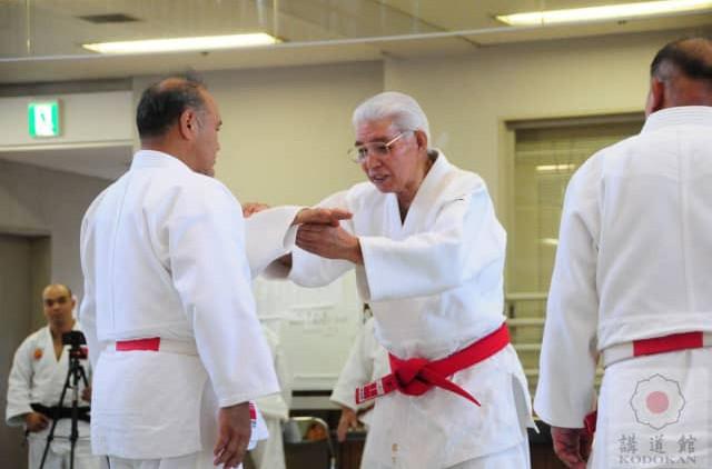 Judo mourns former JOC Executive Board member after death from coronavirus