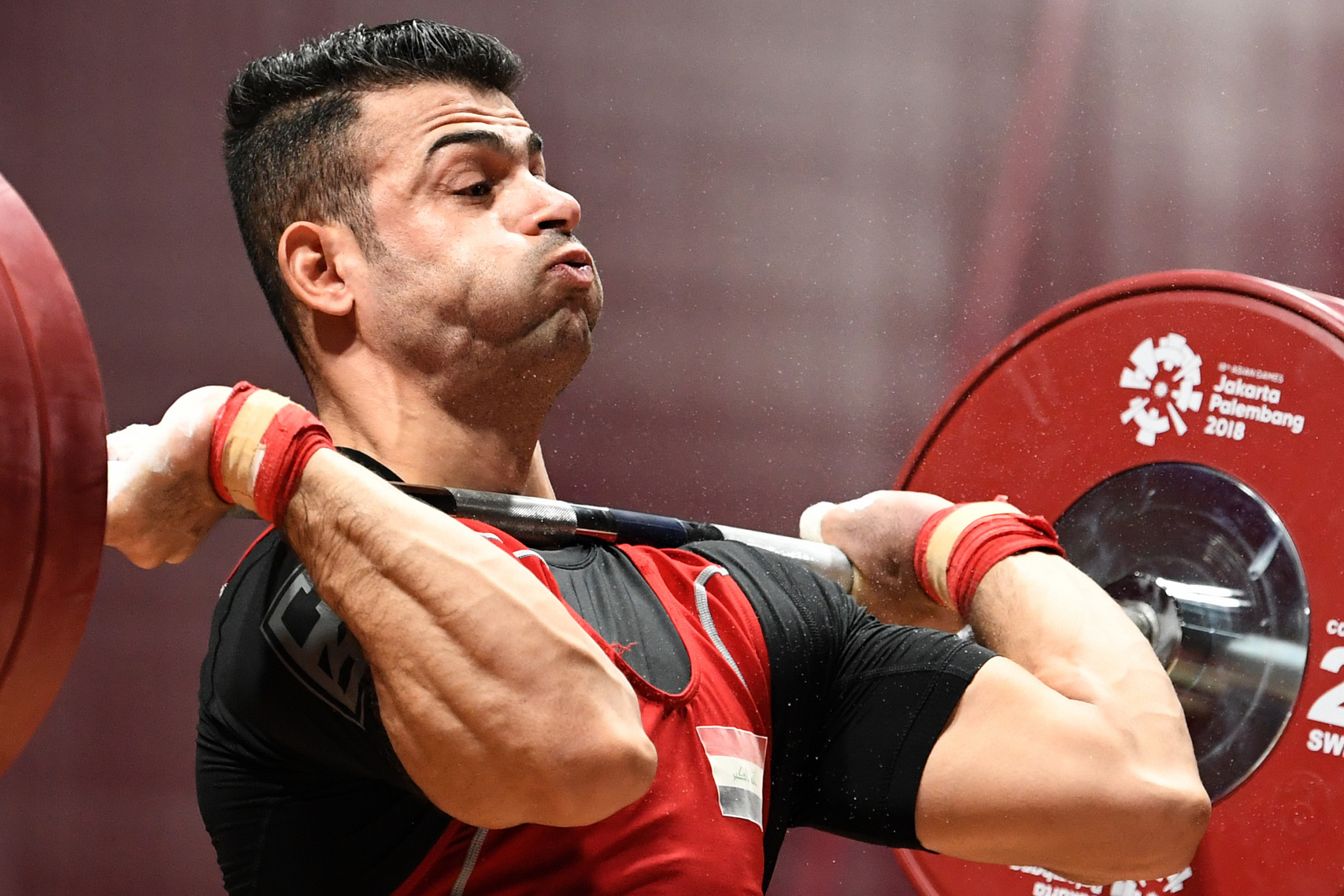 Three Iraqi weightlifters test positive and add intrigue to next IWF elections