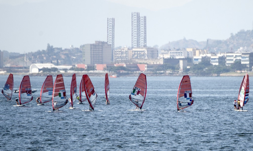 World Sailing are confident the new pipe belt will help to ease concerns about pollution ©Getty Images