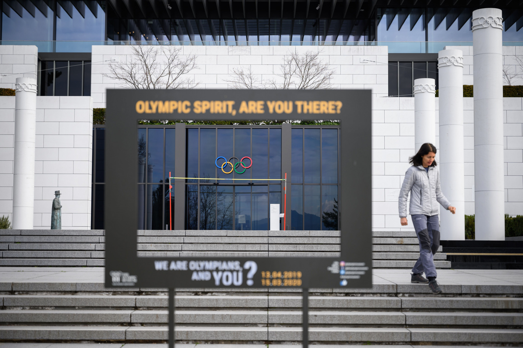 Olympic Museum can reopen in June as Switzerland aims to ease coronavirus restrictions