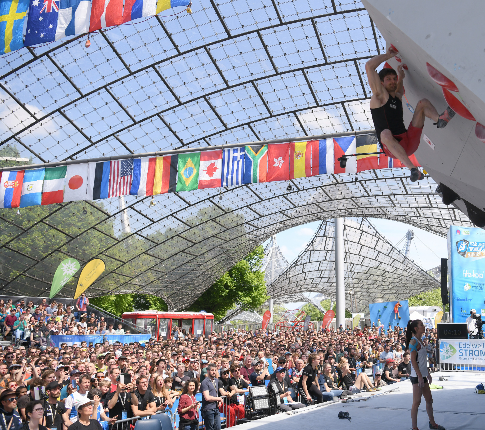The International Federation of Sport Climbing postponed a number of World Cup events and rescheduled its European Championships to October ©Getty Images