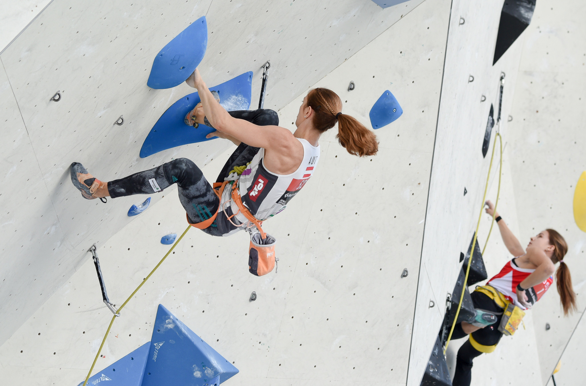 The IFSC European Championships in Moscow have been moved again to October ©Getty Images