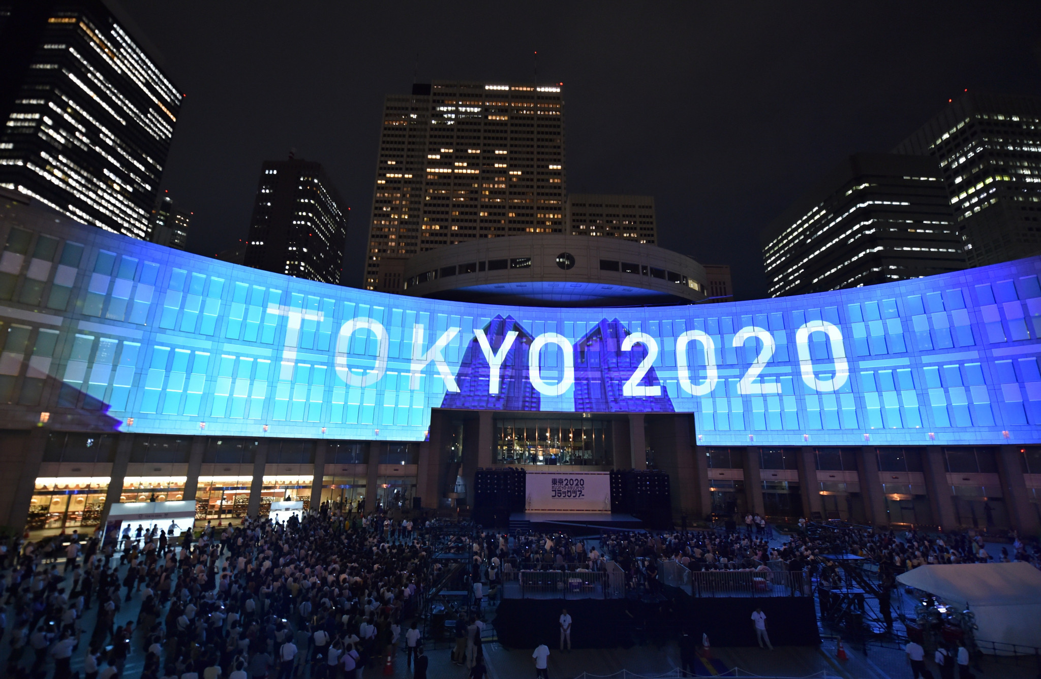 """Los Angeles 2028 chairman says Tokyo 2020 can be """"truly special"""" after pandemic"""