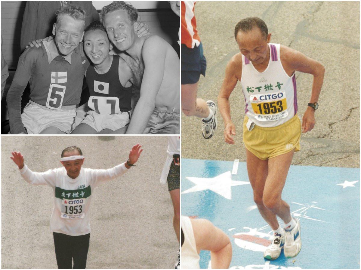Former Boston Marathon winner Yamada dies aged 92
