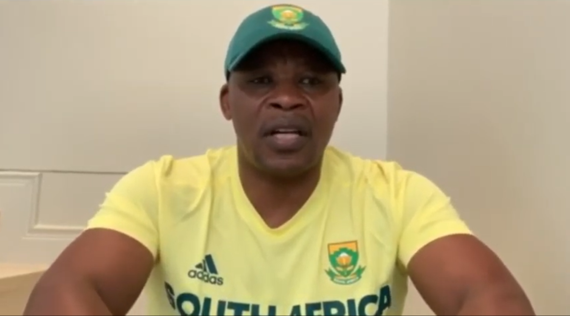 Athletics South Africa President confident Manyonga can clear his name