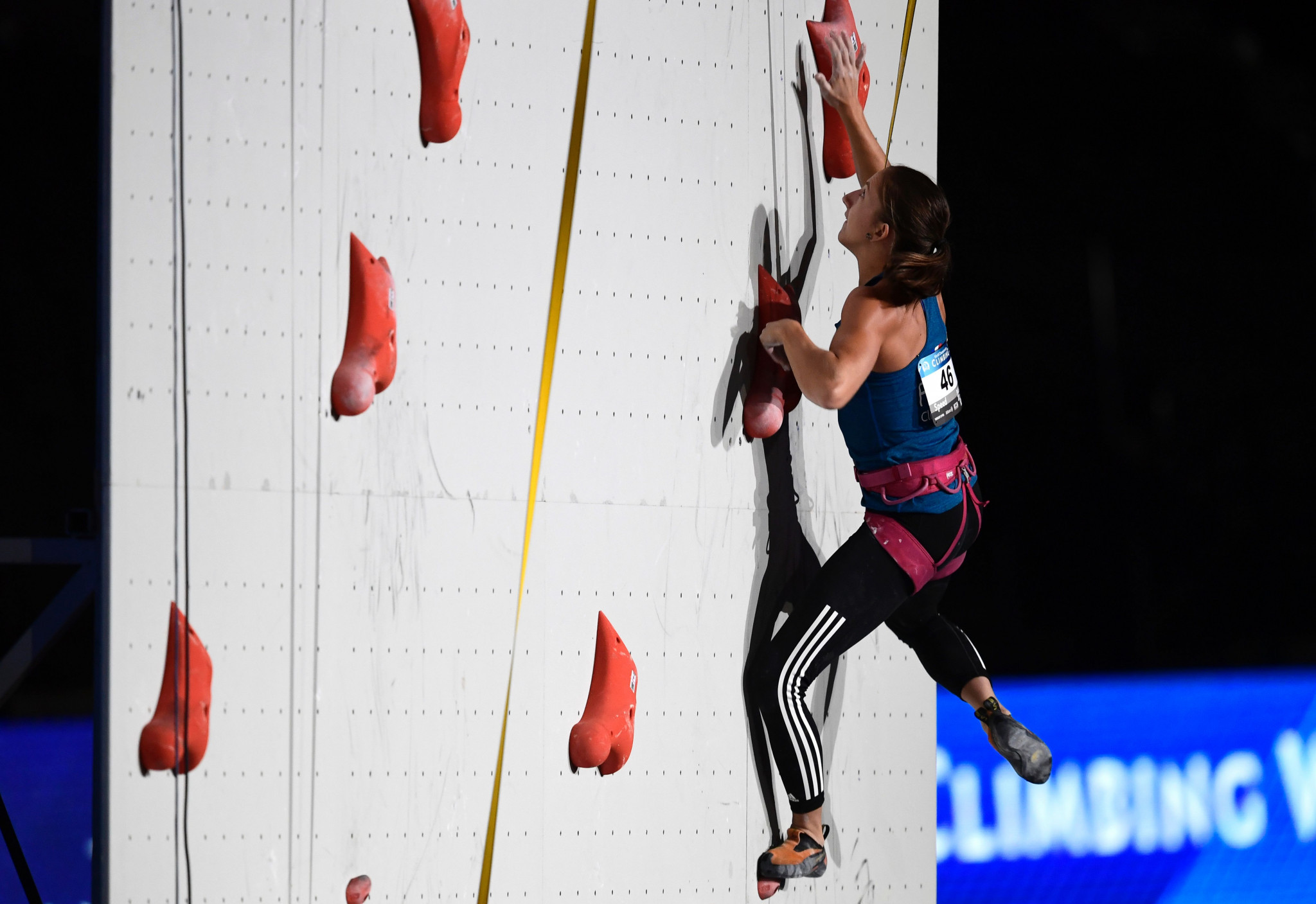 Anouck Jaubert of France was given a place at the Tokyo 2020 Olympic Games ©Getty Images
