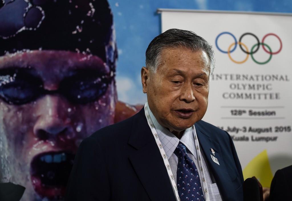 Richard Grefé has written to Tokyo 2020 Olympics organising committee president Yoshiro Mori