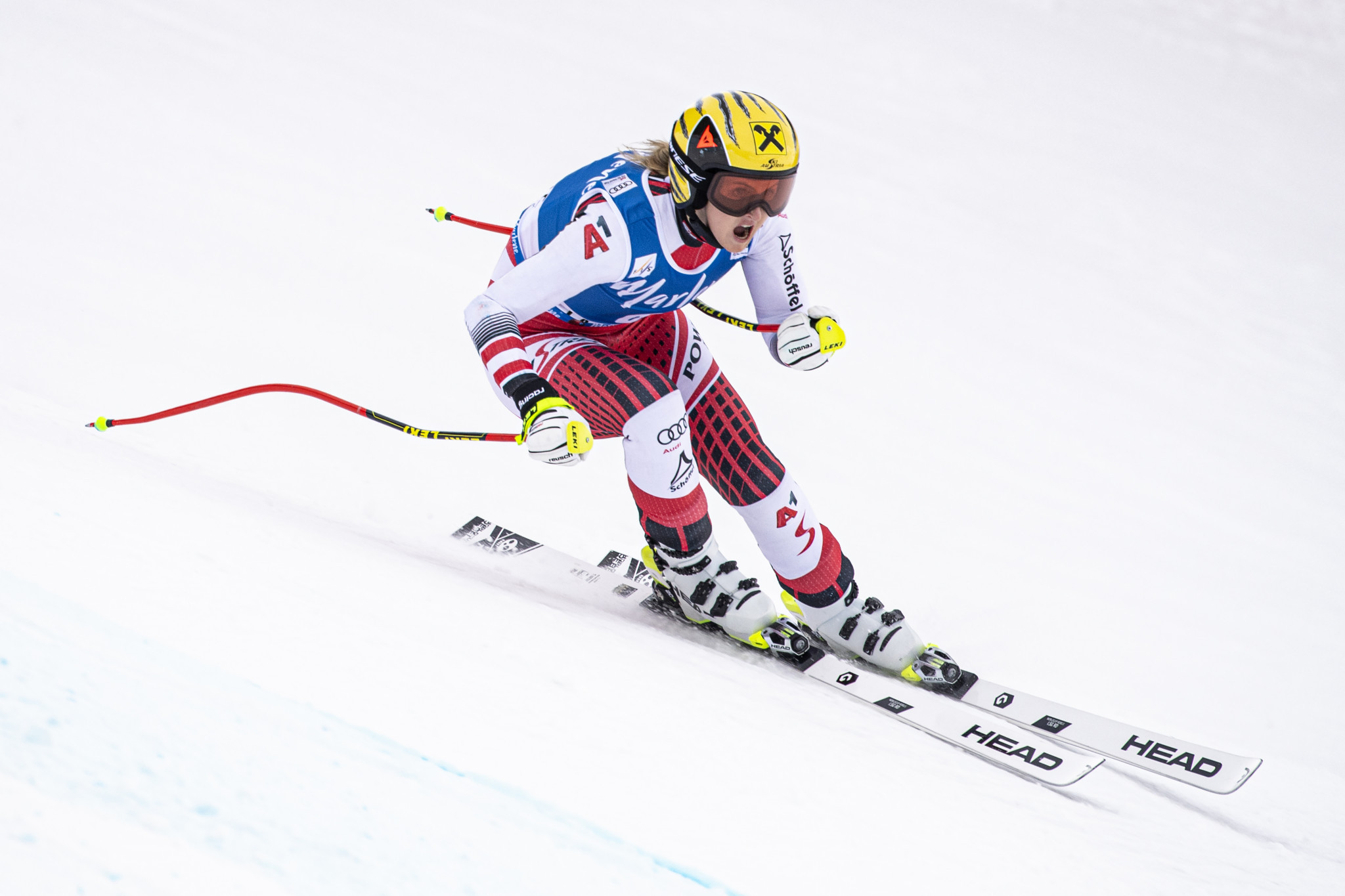 Austria's alpine skiing team are beginning a training camp ©Getty Images