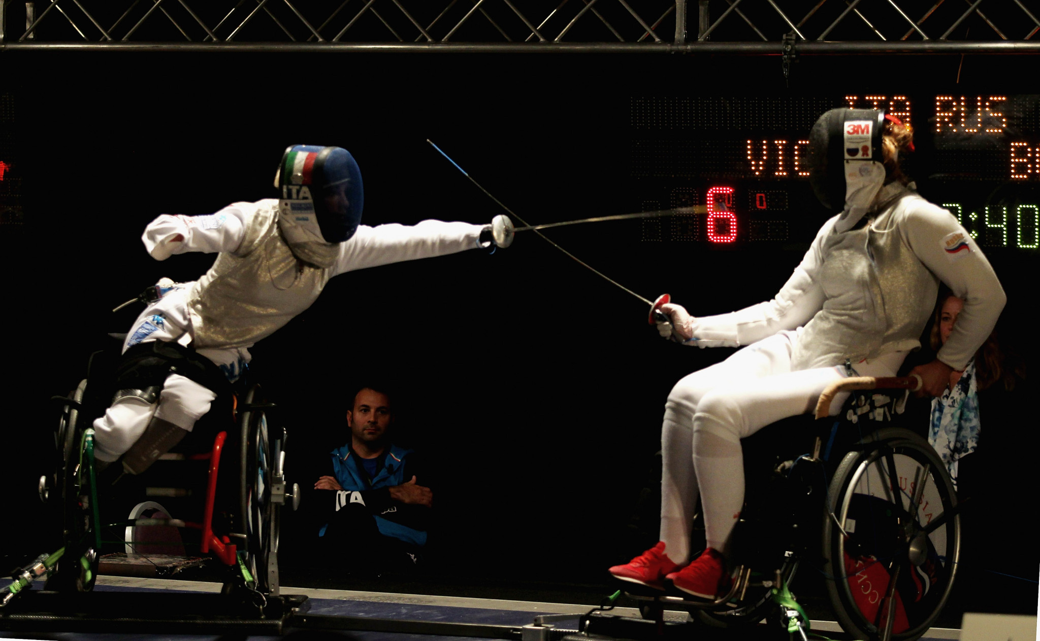 Wheelchair Fencing World Championships moved to 2022 as calendar is adjusted