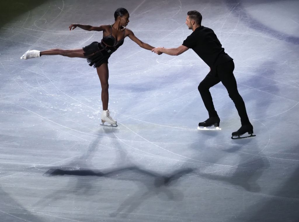 This year's figure skating awards are set to take place digitally after the World Championships were cancelled ©Getty Images