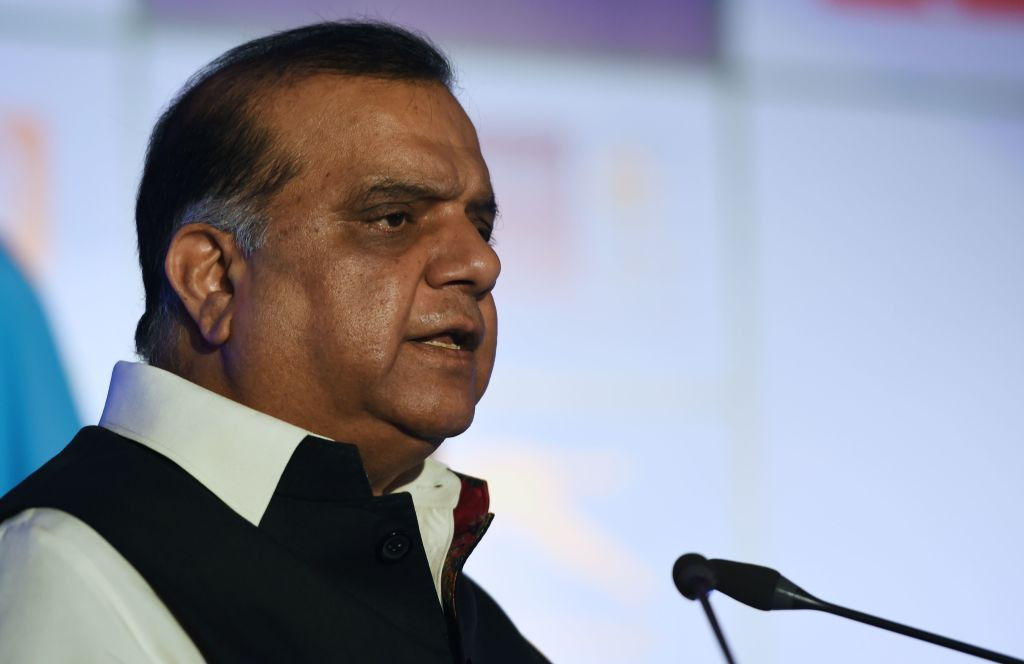 Narinder Batra has told people to ignore suggestions Tokyo 2020 might not happen at all ©Getty Images