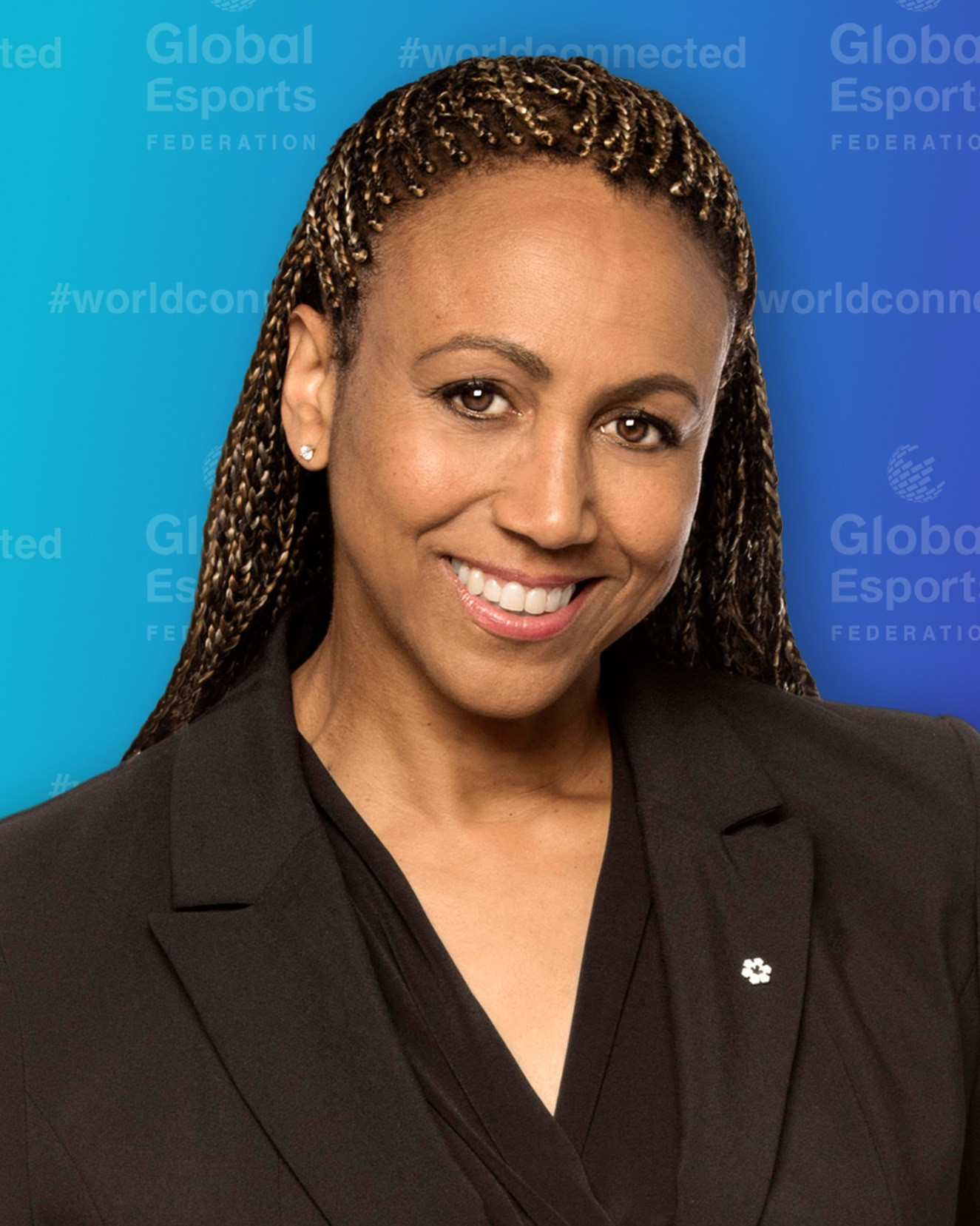 Charmaine Crooks has been appointed as the chair of the Global Esports Federation's new Athletes and Players Commission ©Global Esports Federation