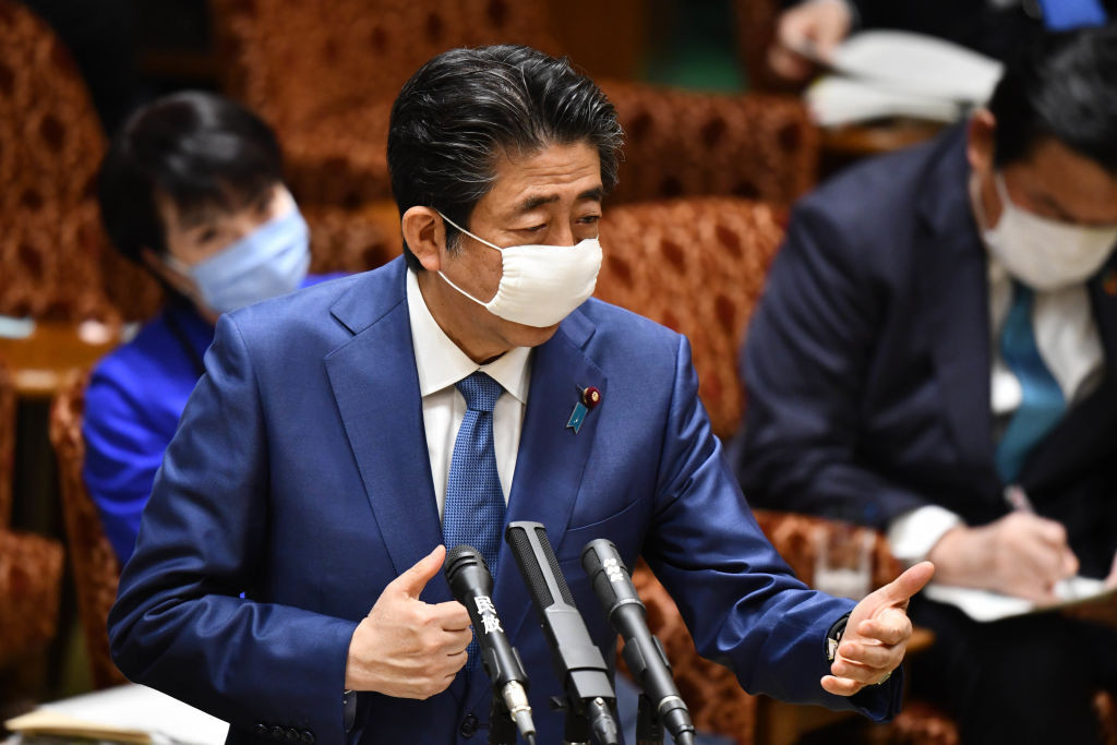 Abe extends state of emergency in Japan until May 31