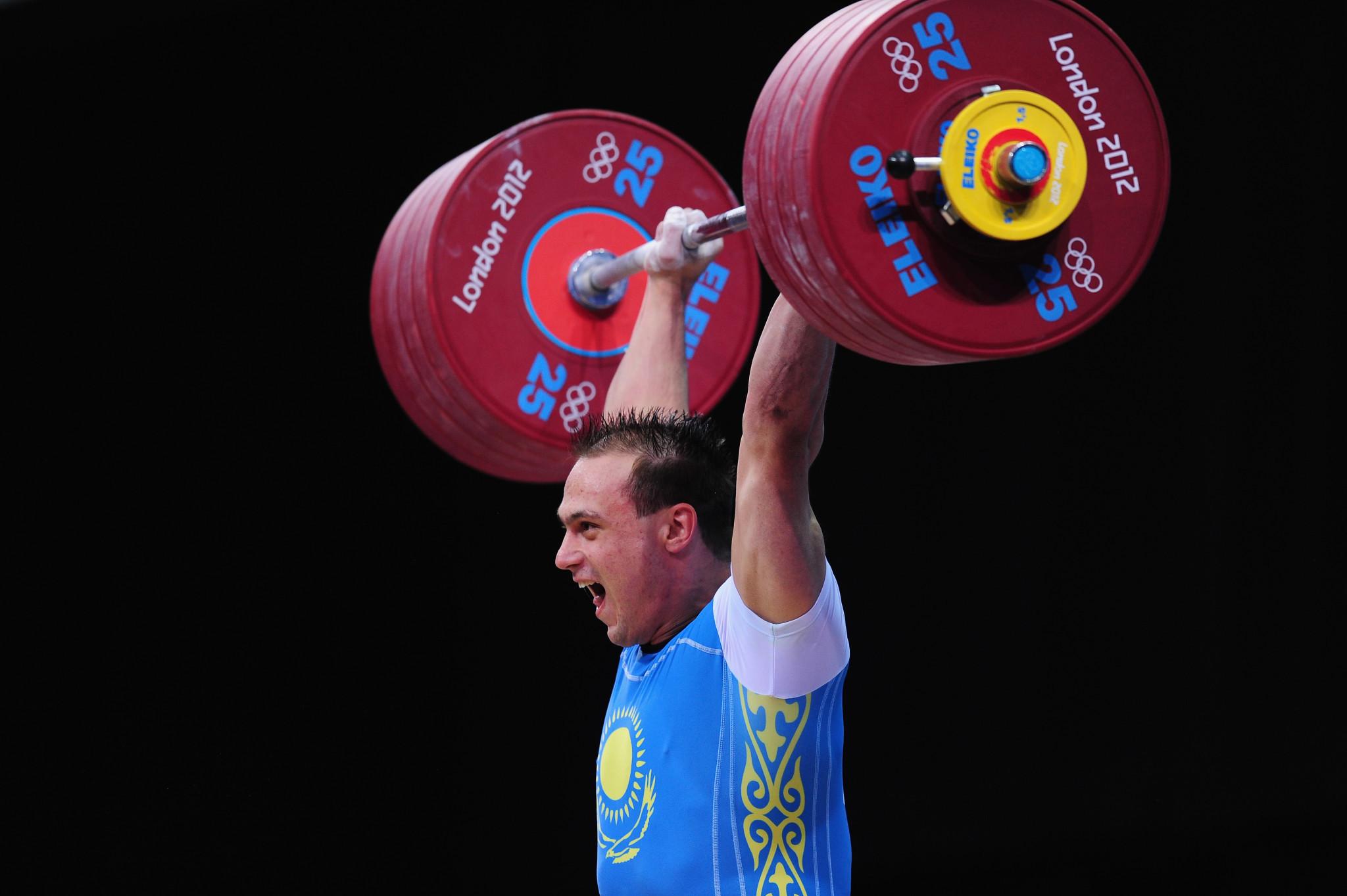 Ilya Ilyin quits weightlifting after Tokyo 2020 postponement