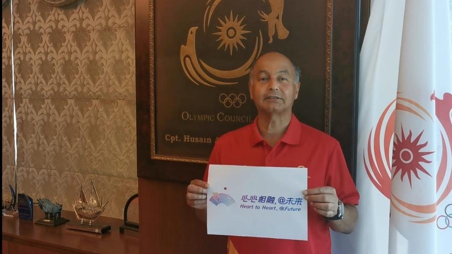 Hangzhou 2022 organisers donate 30,000 masks to OCA to help fight coronavirus