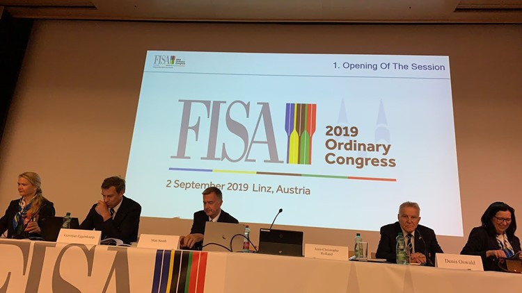 FISA will hold its Congresses virtually later this year ©FISA