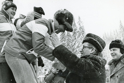 9th Winter Universiade - Spindleruv Mlyn, Czechoslovakia. ©FISU