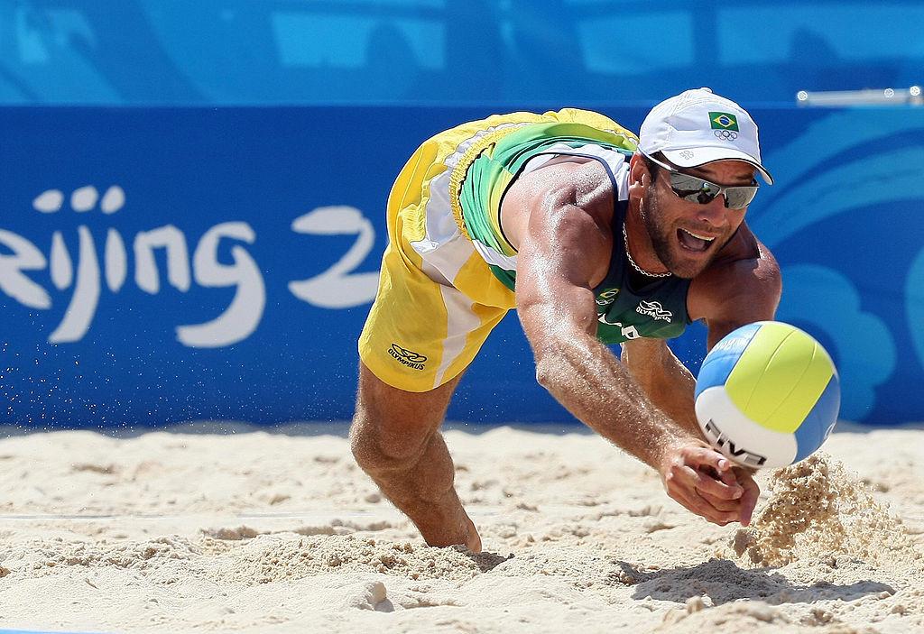 Olympic beach volleyball silver medallist Araujo reveals COVID-19 scare