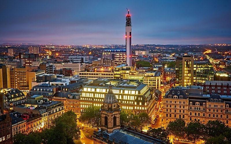 Birmingham will host the 2023 IBSA World Games ©CGF