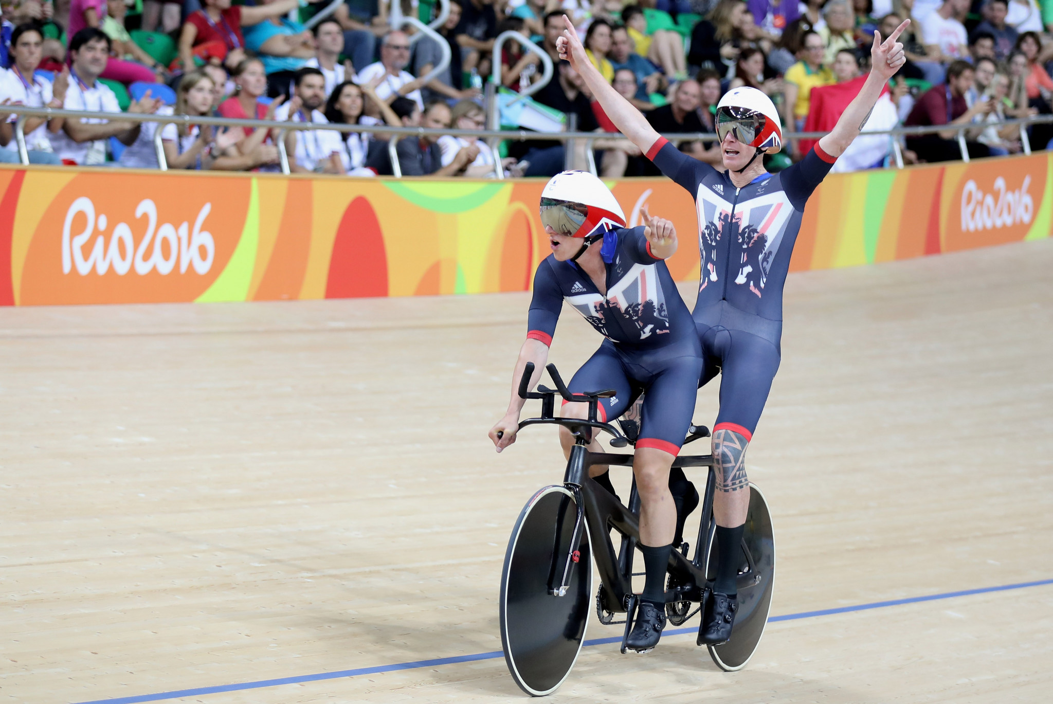 British Cycling launches search for Paris 2024 Paralympians