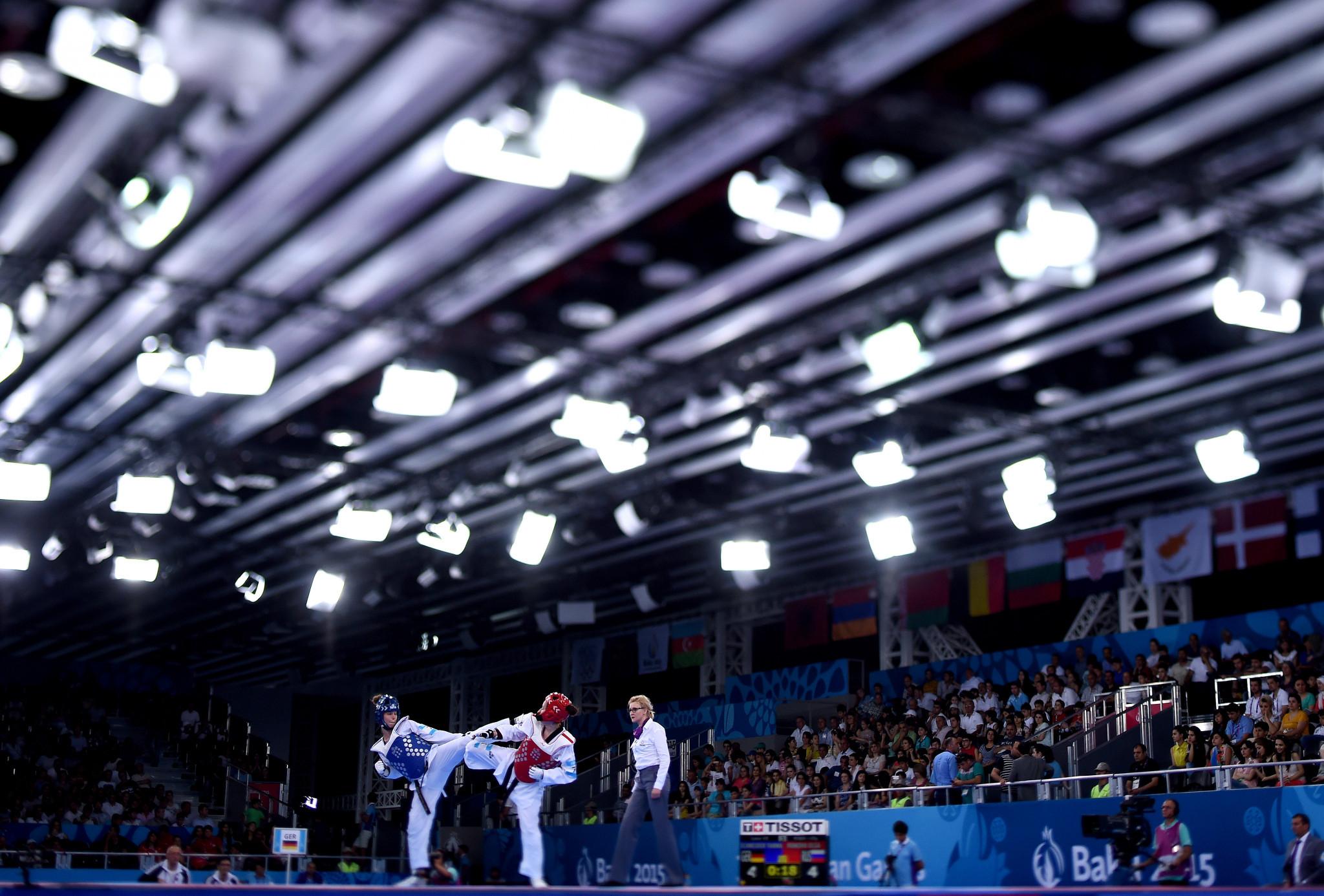 German Taekwondo Union holds fifth week of online training programme
