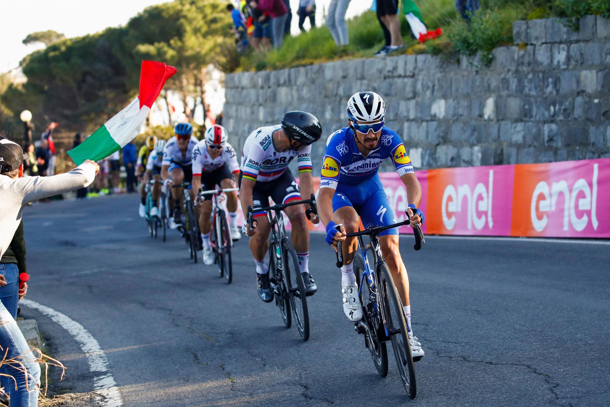 Italian Cycling Federation reportedly eye calendar changes