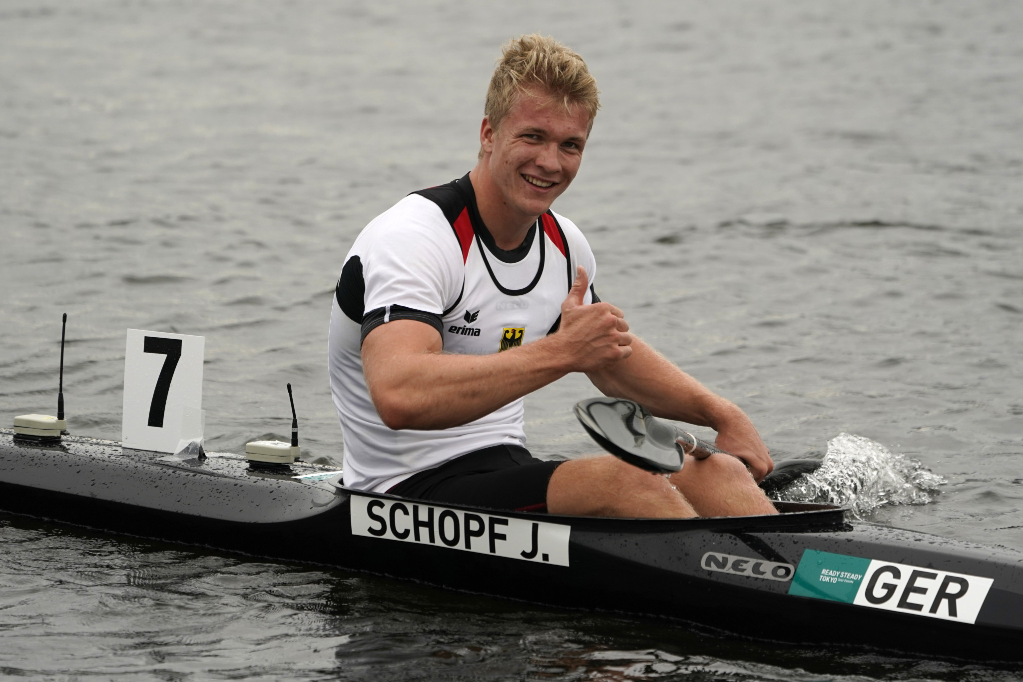 Canoe sprint will feature at the Munich 2022 European Championships ©Getty Images