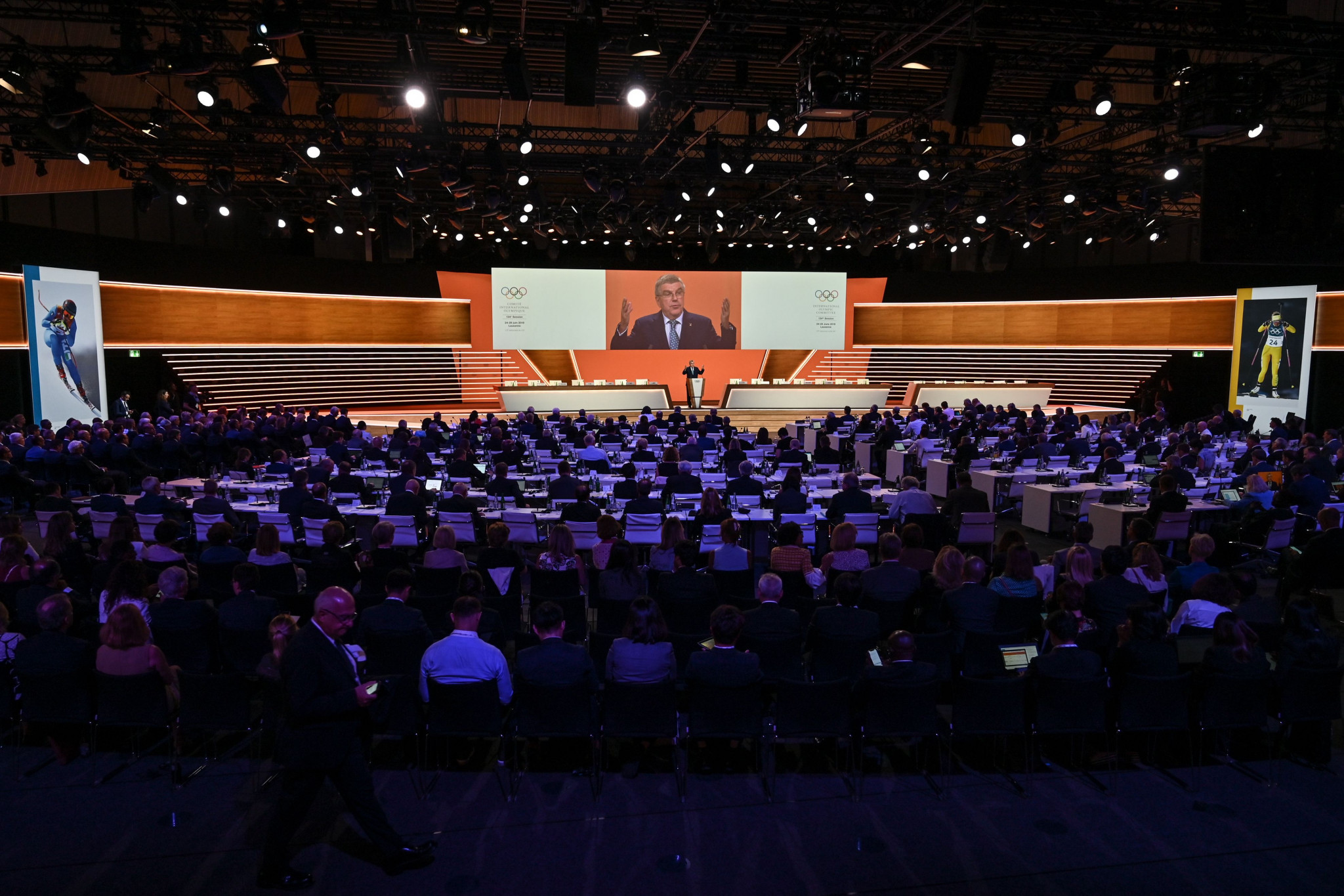 Plan to hold virtual IOC Session approved